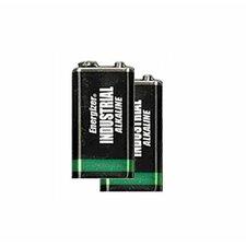9 Volt Alkaline Battery (Set of 4)