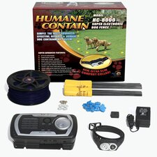 Humane Contain Ultra System Dog Electric Fence