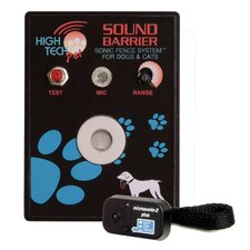 Sound Barrier Indoor Sonic Pet Electric Fence