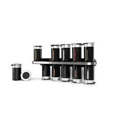 Zero Gravity Wall Mount Magnetic 12 Piece Spice Set