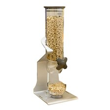 13 Oz. Single Canister Countertop Smart Space Edition Dry Food Dispenser