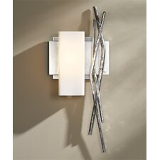 Brindille Left Facing 1 Light Wall Sconce