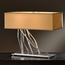 """Brindille 16.7"""" H Table Lamp with Rectangular Shade"""