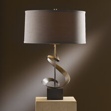 "Gallery 22.9"" H Table Lamp with Drum Shade"