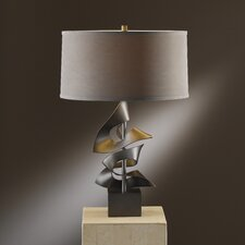 "Gallery 24.7"" H Table Lamp with Drum Shade"