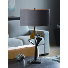 "Antasia 27.4"" H Table Lamp with Drum Shade"