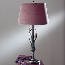 "Leaf Forge 17"" H Table Lamp"