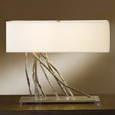 "Brindille 16.5"" H Table Lamp with Rectangular Shade"