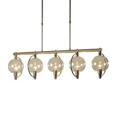 Pluto 5 Light Kitchen Island Pendant