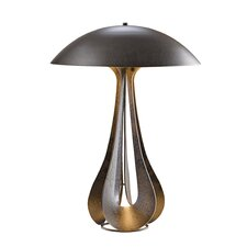 "Lino 19.5"" H Table Lamp with Bowl Shade"