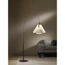"Mobius 66.3"" Arched Floor Lamp"