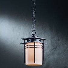 Banded 1 Light Outdoor Hanging Pendant