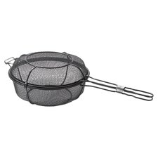 Dual Nonstick Skillet Shaker Basket