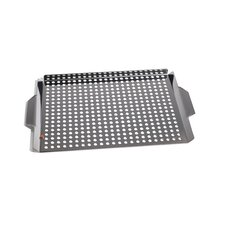 Grill Grid with Handles