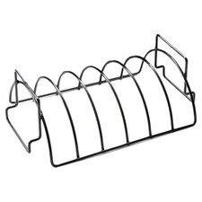 Reversible Nonstick Rib Rack
