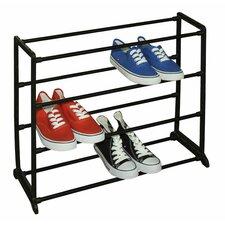 4-Tier Shoe Rack