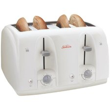 Rival Four Slice Toaster