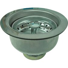 World Wide Sourcing Stainless Steel Double Cup Sink Strainer