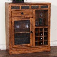 Bar with Wine Storage