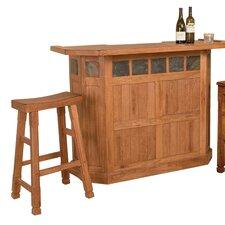 Sedona Bar Set with Bar Stools