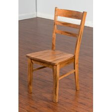 Sedona Side Chair in Rustic Oak