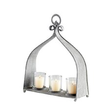 Mobil Three Candle Votive