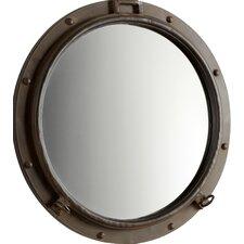 Porto Mirror in Rustic Bronze