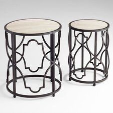 Gatsby 2 Piece Nesting Tables