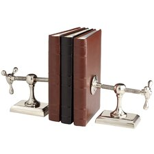 Hot and Cold Bookends (Set of 2)