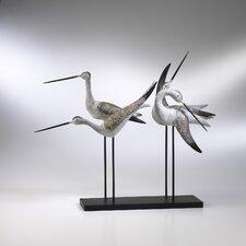 Sandpiper Quartet Figurine