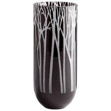 Obsidian Forest Vase