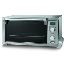0.5 Cu. Ft. Digital Convection Toaster Oven