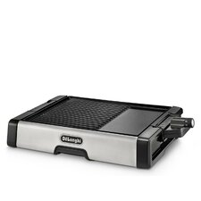 Indoor 2 in 1 Non-Stick Ceramic Coated Grill and Griddle