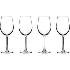 Classic Essentials 14.25 oz. Wine Glass (Set of 4)