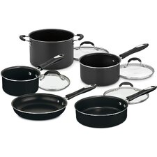 Advantage 9-Piece Non-Stick Cookware Set