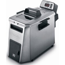 4 Liter Dual Zone Deep Fryer
