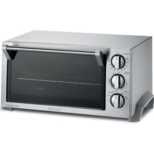 0.5-Cubic Foot Convection Oven