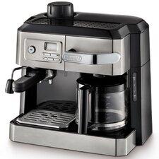 Combination Coffee & Espresso Maker