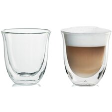Cappuccino Insulated Tumbler (Set of 2)