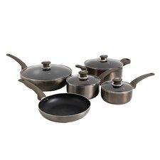 Herscher 8-Piece Non-Stick Ceramic Cookware Set