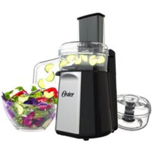 4 Cup 2-in-1 Salad Prep and Food Processor