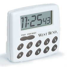 West Bend Electronic Stopwatch/Timer