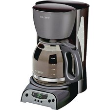12 Cup Rival Programmable Coffee Maker