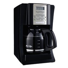 12 Cup Advanced Brew Programmable Coffee Maker