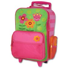 Flower Rolling Suitcase