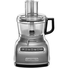 7 Cup Food Processor with ExactSlice System and External Adjustable Lever