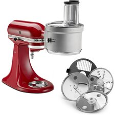 Food Processor Attachment with Dicing Kit