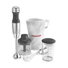 3 Speed Immersion 6 Piece Blender Set