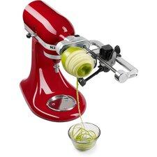 Stand Mixers Spiralizer Attachment