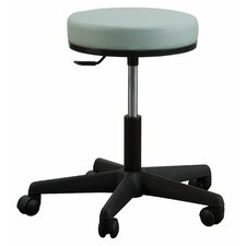 Height Adjustable Premium Stool with Swivel Seat
